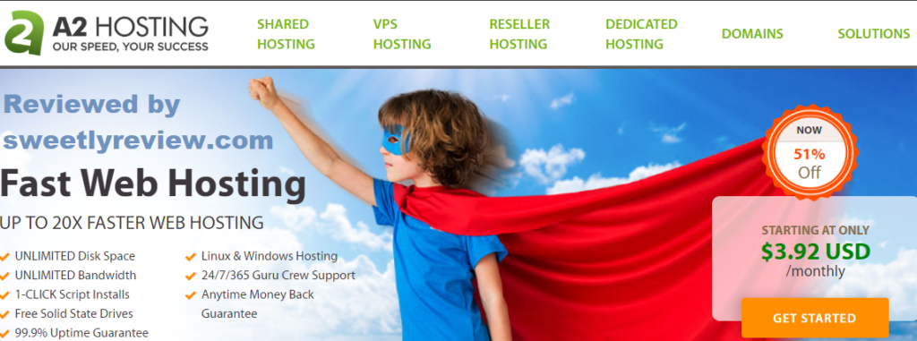 A2 Hosting Review: Cheap Web Hosting and VPS Hosting