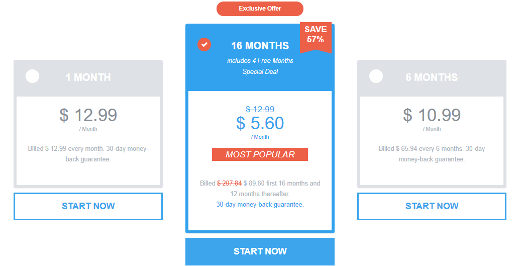 spyoff plans and pricing